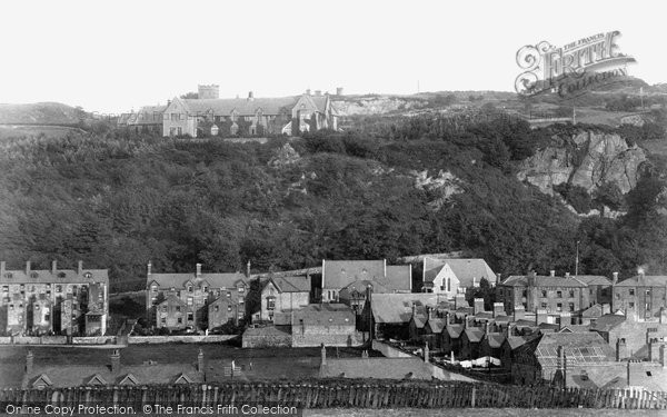 Photo of Bangor, St Mary's College 1908