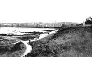 Bangor, The Bay 1897