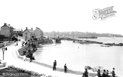 Bangor, The Front 1897