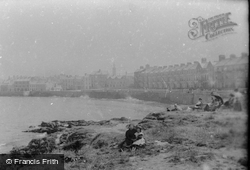 The Front From Big Hole 1897, Bangor