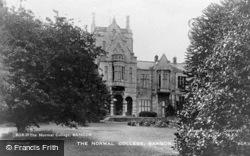 The Normal College c.1950, Bangor