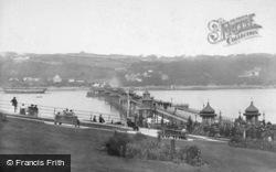 The Pier 1897, Bangor