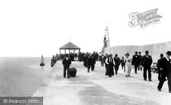 Bangor, The Pier 1897