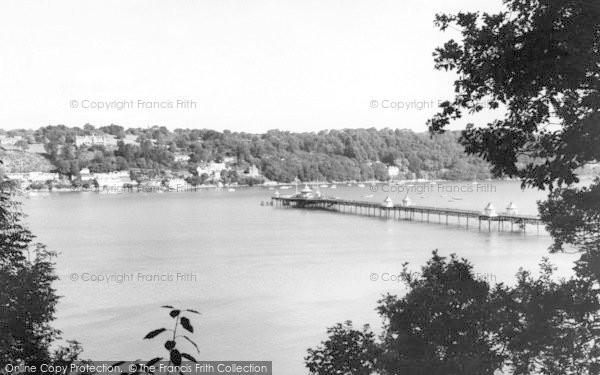 Photo of Bangor, The Pier c.1965