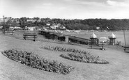 Bangor, The Pier c.1965