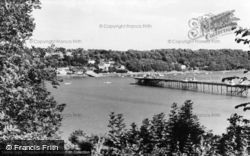 The Pier c.1965, Bangor