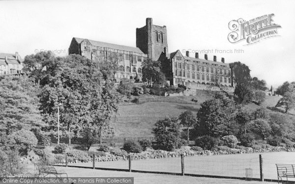 Photo of Bangor, The University c.1960