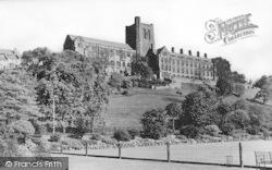 Bangor, The University c.1960