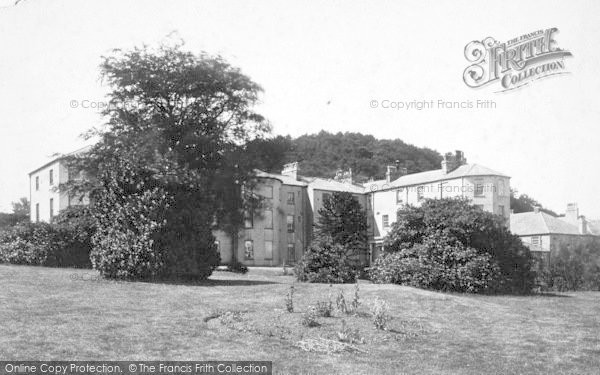 Photo of Bangor, University College 1891