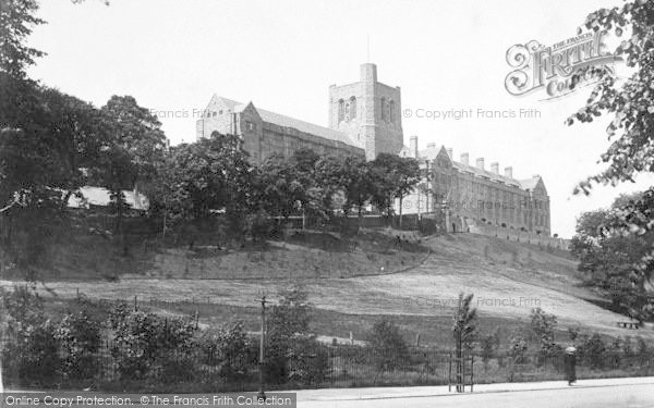 Photo of Bangor, University College 1911