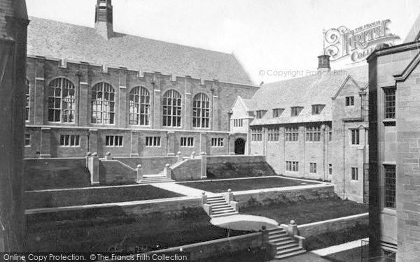 Photo of Bangor, University College 1911