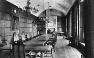 Bangor, University College, Council Chamber 1911