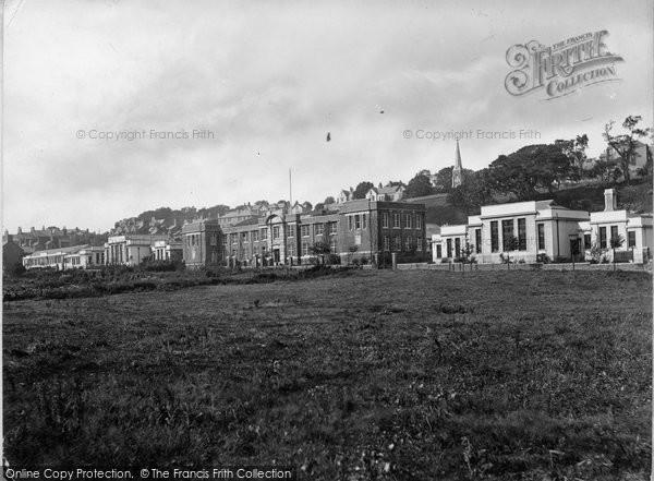 Photo of Bangor, University School Buildings 1930