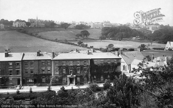 Photo of Bangor, Upper Bangor 1890