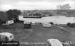 Woodside Holiday Camp c.1960, Bangor