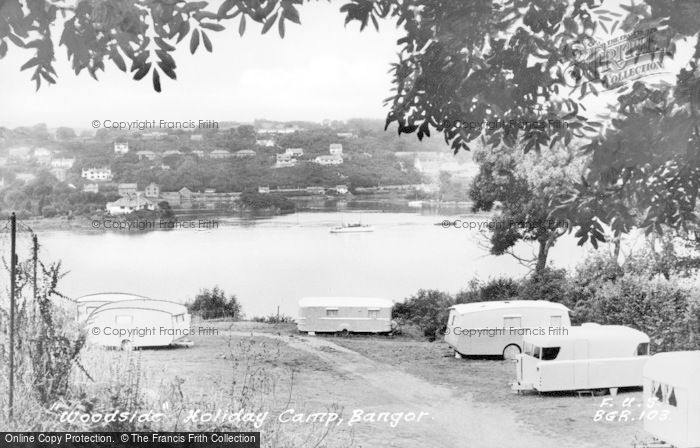 Photo of Bangor, Woodside Holiday Camp c.1960