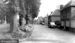 Banham, The Green c.1965