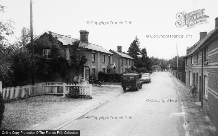 Photo of Banham, The Street c.1965