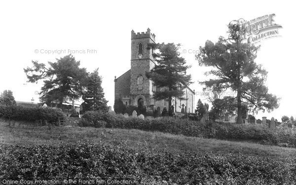 Photo of Bankfoot, Church 1900