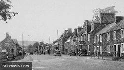Main Street c.1950, Bankfoot
