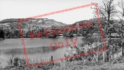 Rohallion Loch, Stare Dam c.1935, Bankfoot