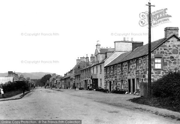 Photo of Bankfoot, Village 1900