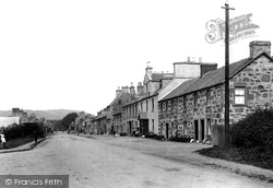 Bankfoot, Village 1900