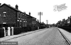 Banks, Church Road c.1955