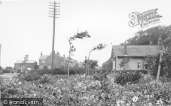 Banks, From The Roundabout c.1955