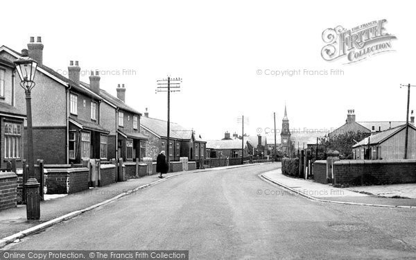 Photo of Banks, Hoole Lane c.1955