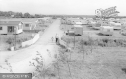 Banks, Riverside Caravan Holiday Centre c.1965