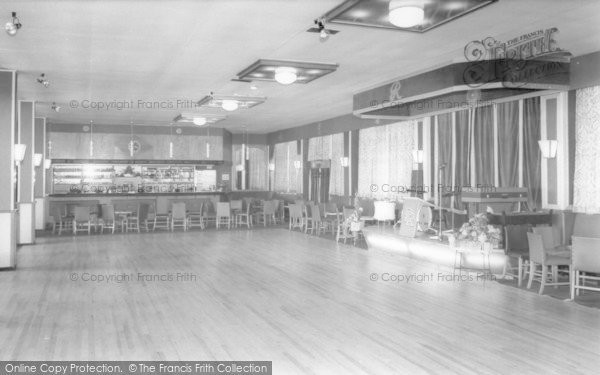 Photo of Banks, Riverside Caravan Holiday Centre, The Ballroom c.1965