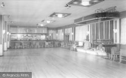 Banks, Riverside Caravan Holiday Centre, The Ballroom c.1965