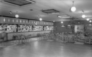 Banks, Riverside Caravan Holiday Centre, The Club Bar c.1965