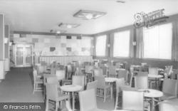 Banks, Riverside Caravan Holiday Centre, The Rest Room c.1965