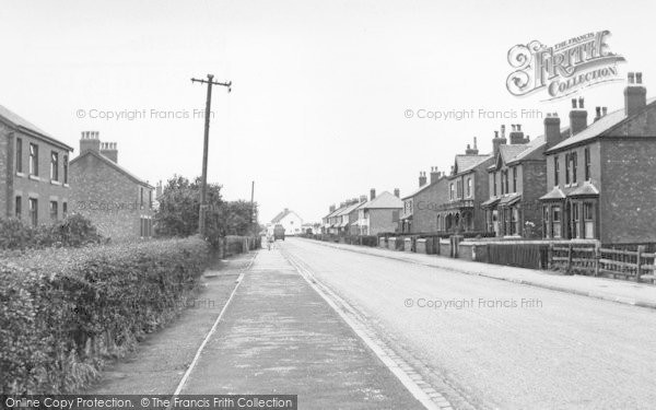 Photo of Banks, Station Road c.1955
