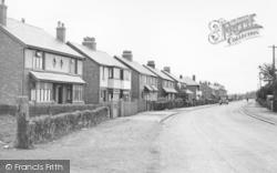 Banks, Station Road c.1955