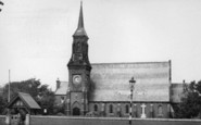 Banks, The Church c.1955