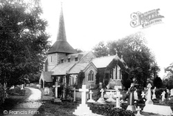 Banstead, All Saints Church 1903
