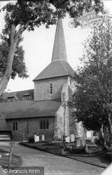 Banstead, All Saints Church c.1955