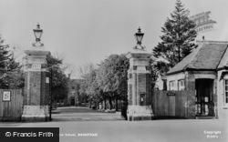 Banstead, Beechholme Residential School c.1960