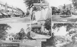Banstead, Composite c.1960