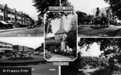 Banstead, Composite c.1965