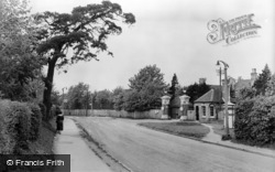 Banstead, Fir Tree Road c.1955