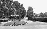 Banstead, Garratts Lane c.1955
