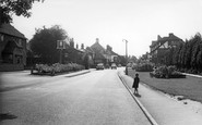 Banstead, High Street c.1960