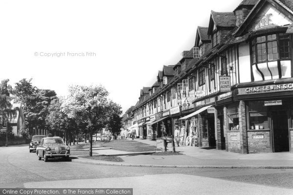 Photo of Banstead, High Street c1965