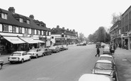 Banstead, High Street c1965