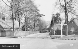 Banstead, Holly Lane c.1955
