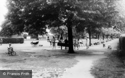 Banstead, Lady Neville Recreation Ground c.1960